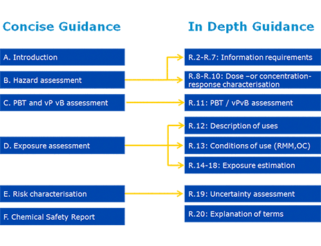 Figure 1: Structure of the Guidance